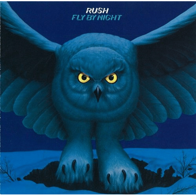 Vinilo Rush - Fly By Night