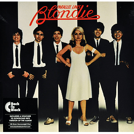 Vinilo Blondie ‎– Parallel Lines