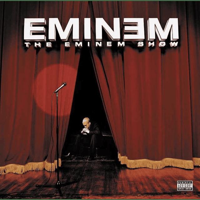 "Viinilo ""2LP"" Eminem – The Eminem Show"