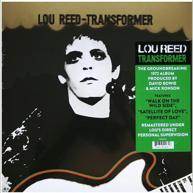 Vinilo Lou Reed – Transformer
