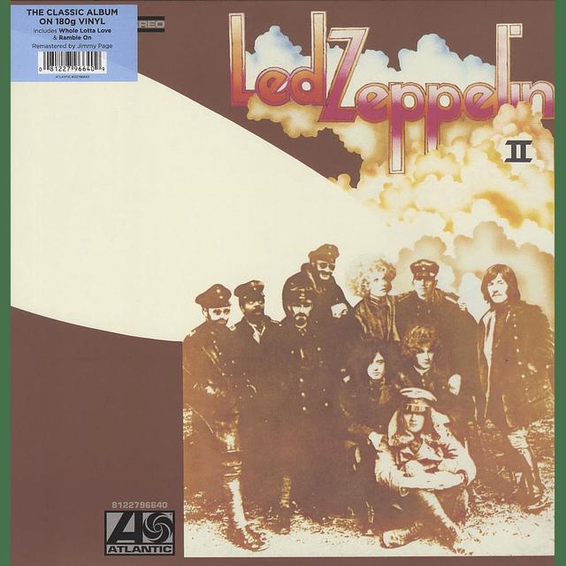 Vinilo Led Zeppelin – Led Zeppelin II