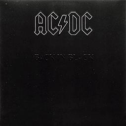 Vinilo AC/DC – Back In Black