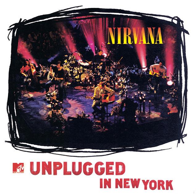 Vinilo Nirvana – MTV Unplugged In New York