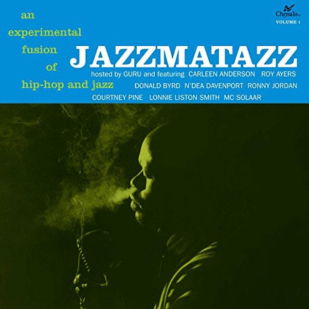 Vinilo Guru – Jazzmatazz Volume 1