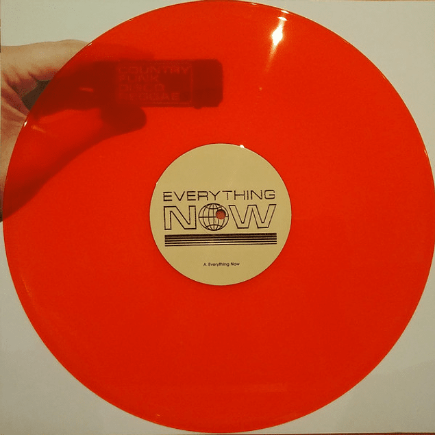 Vinilo Arcade Fire ‎– Everything Now