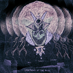"Vinilo All Them Witches ‎– Lightning At The Door + 7"" Bonus"