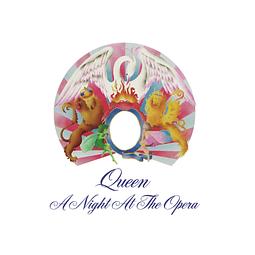 Vinilo Queen – A Night At The Opera