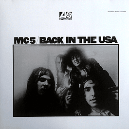 Vinilo MC5 ‎– Back In The USA