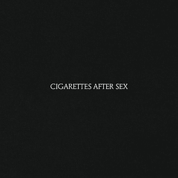 Vinilo Cigarettes After Sex – Cigarettes After Sex