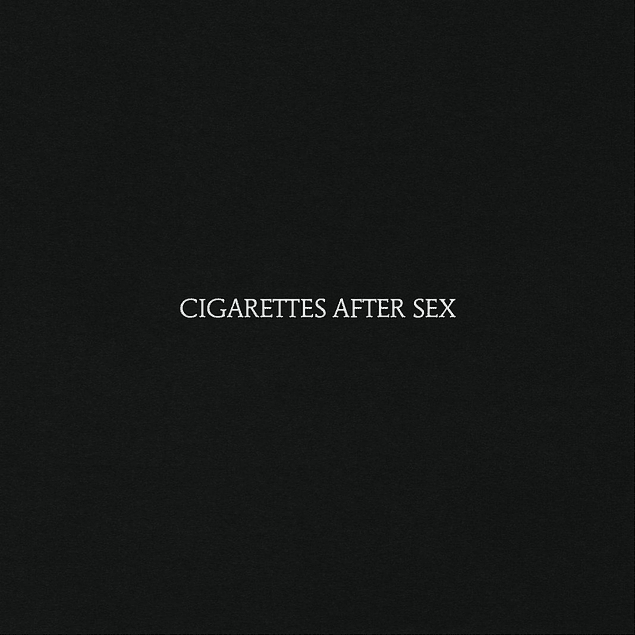 Vinilo Cigarettes After Sex ‎– Cigarettes After Sex