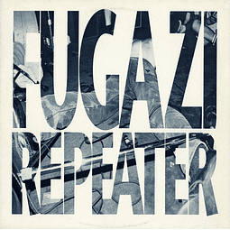 Vinilo Fugazi – Repeater