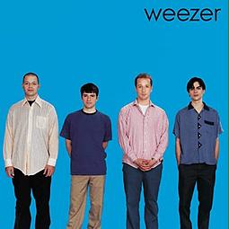 "Vinilo Weezer – Weezer ""Blue"""