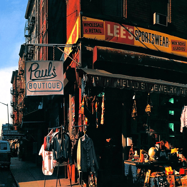 Vinilo Beastie Boys ‎– Paul's Boutique