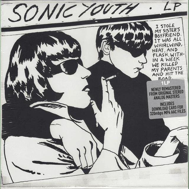 Vinilo Sonic Youth – Goo