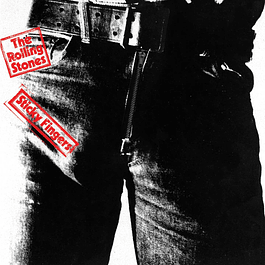 Vinilo The Rolling Stones - Sticky Fingers