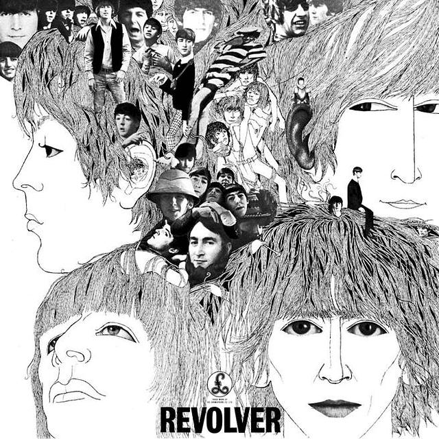 Vinilo The Beatles – Revolver