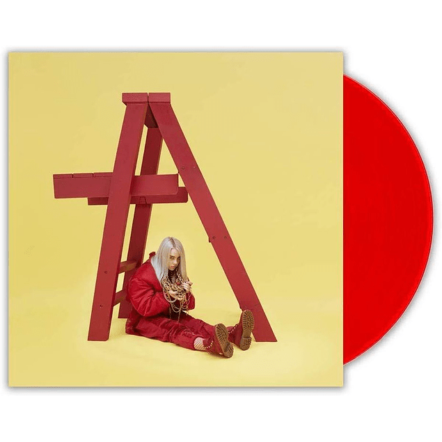 Vinilo Billie Eilish ‎– Dont Smile At Me