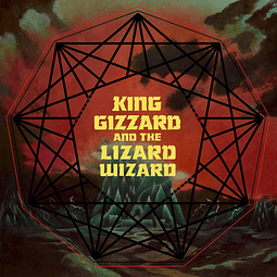 """Vinilo King Gizzard And The Lizard Wizard – Nonagon Infinity """"Color LP"""""""