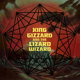 Vinilo King Gizzard And The Lizard Wizard ‎– Nonagon Infinity