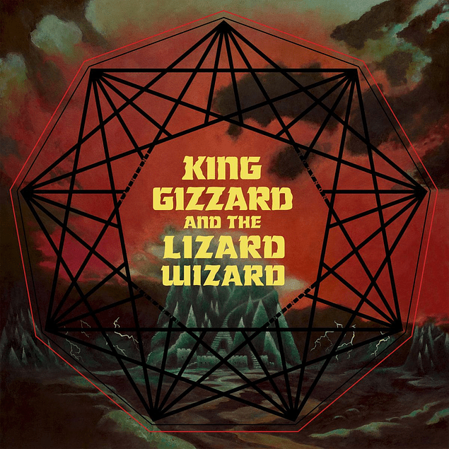 Vinilo King Gizzard And The Lizard Wizard – Nonagon Infinity