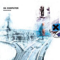 """Vinilo """"2LP"""" Radiohead – OK Computer"""
