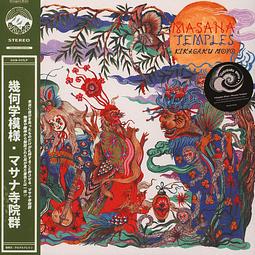 Vinilo Kikagaku Moyo – Masana Temples