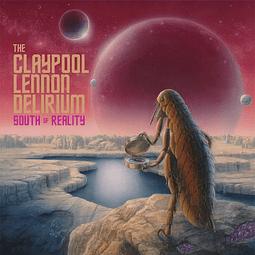 """Vinilo """"2LP"""" The Claypool Lennon Delirium – South Of Reality """"Purple LP"""""""