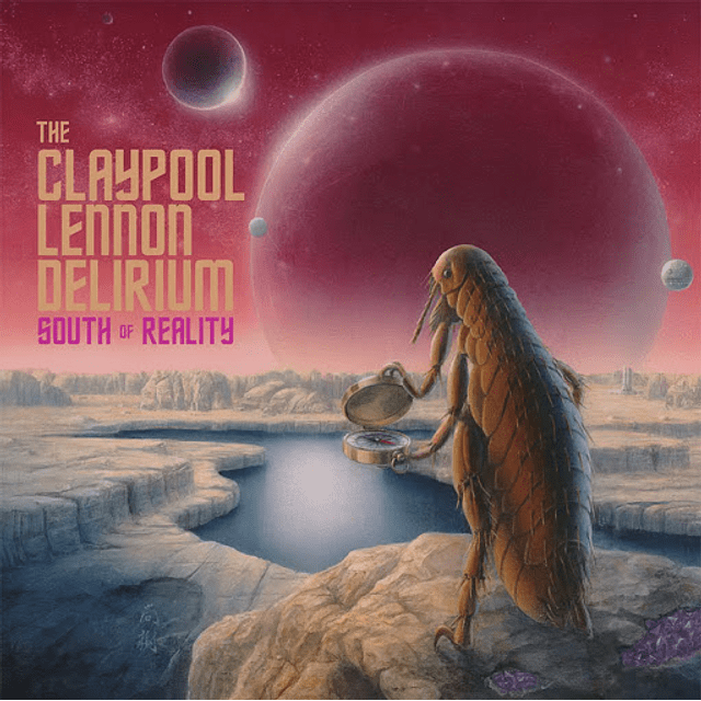 "Vinilo ""2LP"" The Claypool Lennon Delirium ‎– South Of Reality ""Purple LP"""