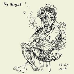 CD The Ganjas - Fuma y Mira