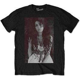 Polera Oficial Unisex Amy Winehouse Back To Black