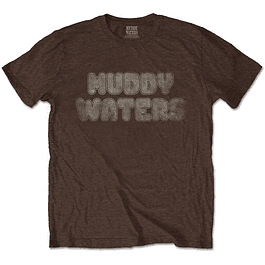 Polera Oficial Unisex Muddy Waters