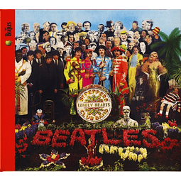 CD The Beatles - Sgt. Pepper's Lonely Hearts Club Band
