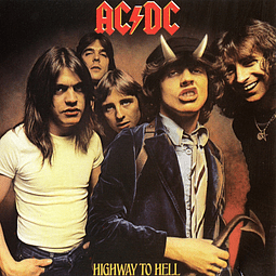 Vinilo AC/DC ‎– Highway To Hell