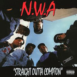 Vinilo N.W.A – Straight Outta Compton