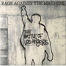 Vinilo Rage Against The Machine ‎– The Battle Of Los Angeles
