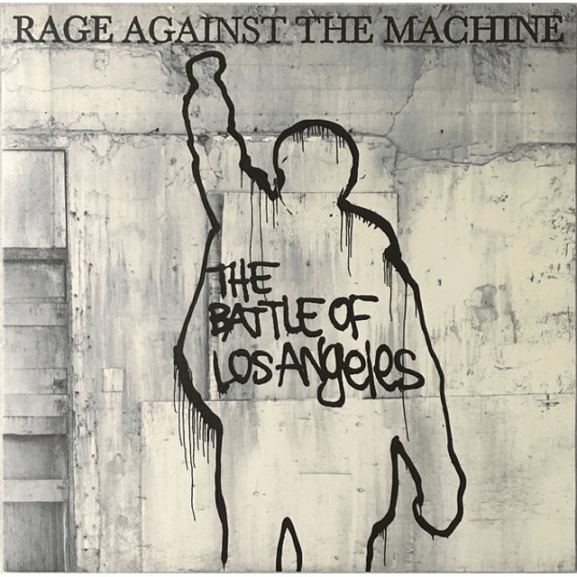 Vinilo Rage Against The Machine – The Battle Of Los Angeles