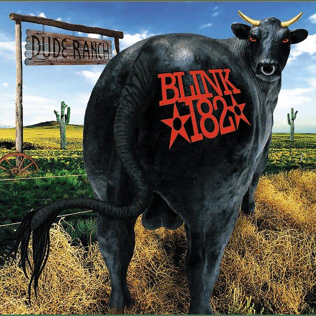 Vinilo Blink-182 – Dude Ranch
