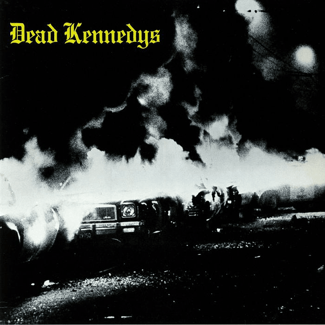 Vinilo Dead Kennedys ‎– Fresh Fruit For Rotting Vegetables