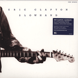 "Vinilo Eric Clapton ‎– Slowhand ""35th Anniversary Ed"""