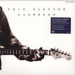 "Vinilo Eric Clapton – Slowhand ""35th Anniversary Ed"""
