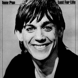 Vinilo Iggy Pop ‎– Lust For Life