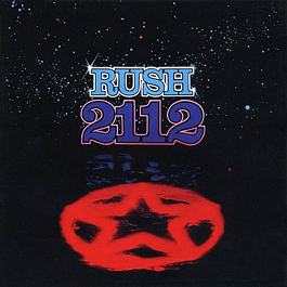 Vinilo Rush – 2112