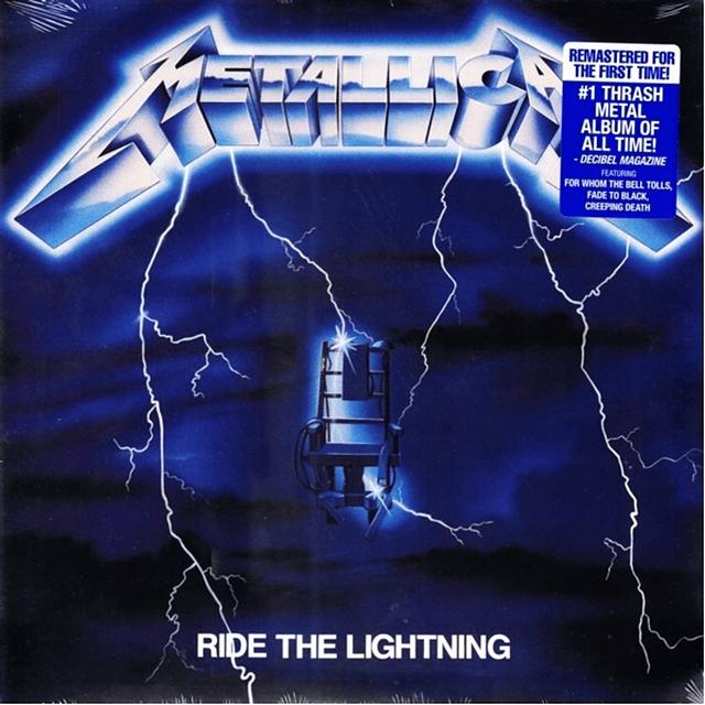 Vinilo Metallica – Ride The Lightning