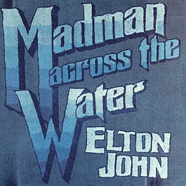 Vinilo Elton John ‎– Madman Across The Water