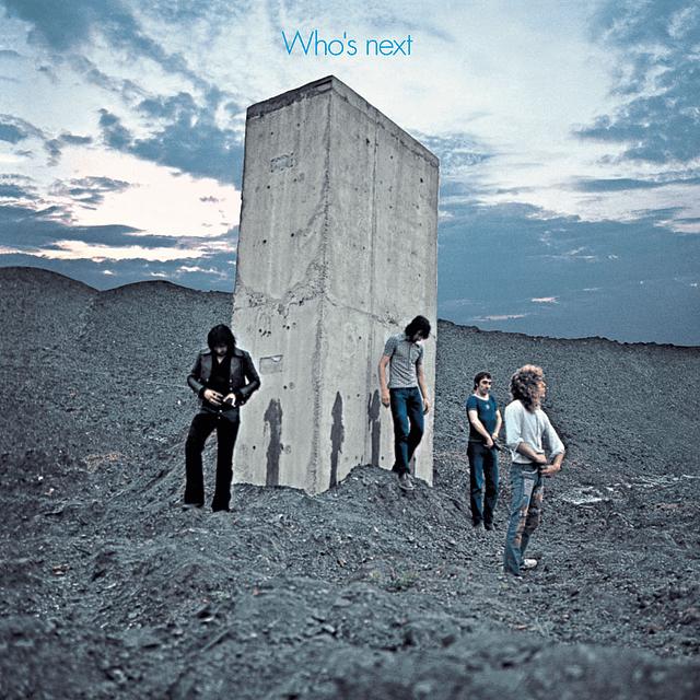 Vinilo The Who – Who's Next