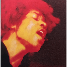 "Vinilo ""2LP"" The Jimi Hendrix Experience ‎– Electric Ladyland"