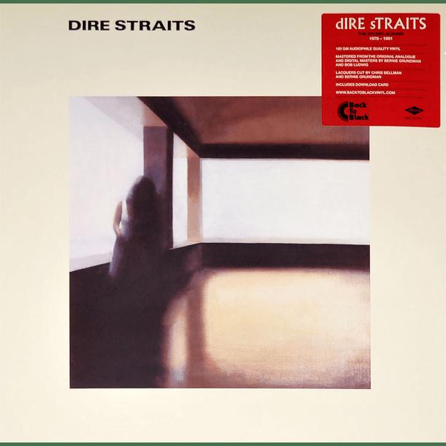 Vinilo Dire Straits – Dire Straits