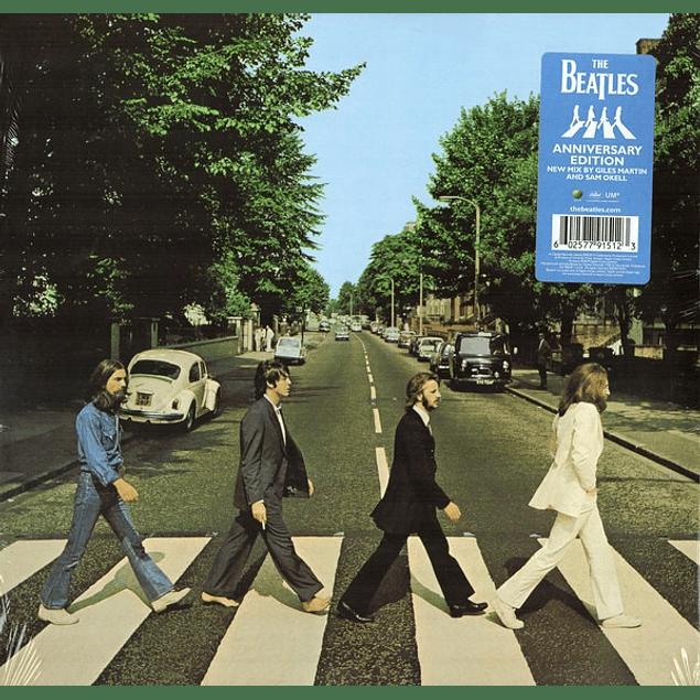 Vinilo The Beatles – Abbey Road