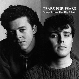 Vinilo Tears For Fears ‎– Songs From The Big Chai