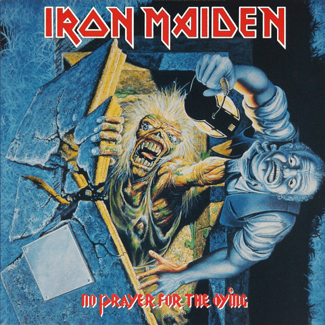 Vinilo Iron Maiden ‎– No Prayer For The Dying